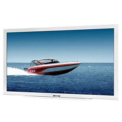 "Sunbrite Signature Series 6570HD 65"" Aluminum Powder Coated Outdoor LED TV (White)"