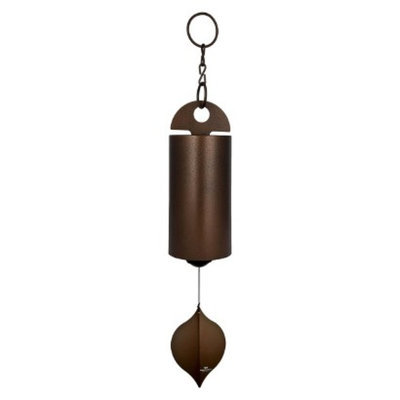 Woodstock Percussion Heroic Windbell - Large, Antique Copper
