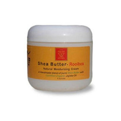 Shea Butter Moisturizer with Rooibos by African Red Tea Imports - 4oz.