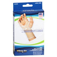 Sportaid Wrist Brace Slip-on, Beige, Large - 1 Ea