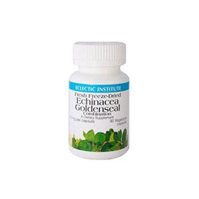 Eclectic Institute Echinacea Goldenseal - 90 Veggie Caps - Other Herbs