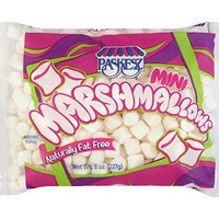Paskesz, Marshmallow Mini, 8 OZ (Pack of 12)