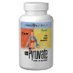 Source Naturals, Diet Pyruvate 750 mg 90 Capsules
