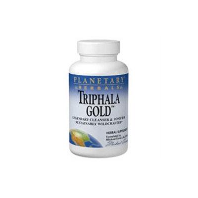 Planetary Herbals Triphala Gold - 550 mg - 120 Vegetarian Capsules