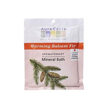 Aura Cacia Aromatherapy Mineral Bath, Soothing Heat, 2.5 oz
