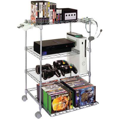 Gamekeeper GAMEKEEPER 45506019 4-Tier Wire Gaming Tower ATL45506019