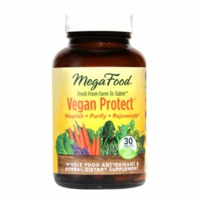 MegaFood Vegan Protect Whole Food Antioxidant