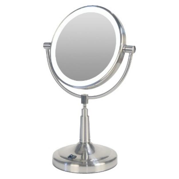 Zadro Next Generation LED Lighted Vanity Mirrors- 1X & 5X