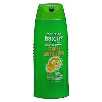 Garnier Fructis Haircare Triple Nutrition Extra Nourishing Cream Fortifying Shampoo