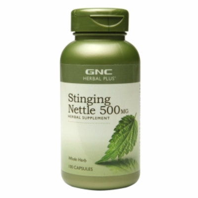 Gnc GNC Herbal Plus Stinging Nettle 500 MG