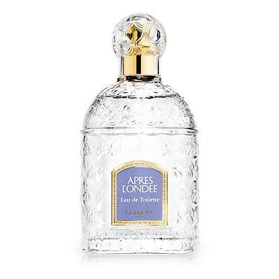 Guerlain Apres L'Ondee Eau de Toilette Spray/3.3 oz. - No Color