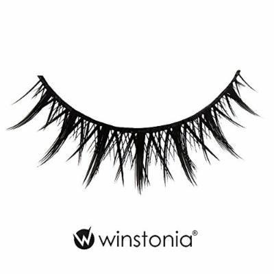 Winstonia 5 Pairs False Eyelashes Fake Lashes Fashion Makeup Cosmetic - Dramatic Criss-Cross 13