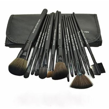 Only You Black 15 Professional Makeup Brush Sets Brush Sets Professional Makeup Artist Fashion Must-30