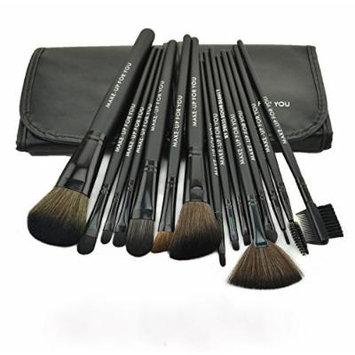 Only You Black 15 Professional Makeup Brush Sets Brush Sets Professional Makeup Artist Fashion Must-30