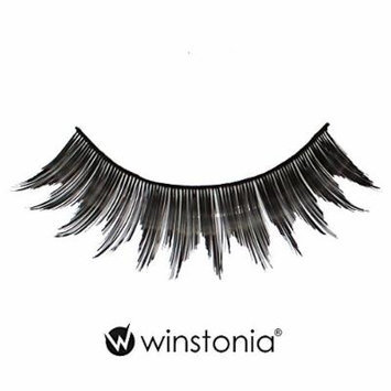 Winstonia 5 Pairs False Eyelashes Fake Lashes Fashion Makeup Cosmetic - Glamour Thick Lashes 03