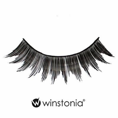 Winstonia 5 Pairs False Eyelashes Fake Lashes Fashion Makeup Cosmetic - Glamour Thick Lashes 03