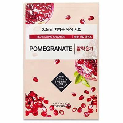 Etude House Take Care of My Skin Mask 3ea (Pomegranate_3ea)
