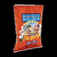 Hawaiian Luau Bbq Crispy & Crunchy Sweet & Spicy Kettle Style Potato Chips