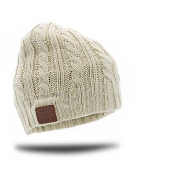 Tenergy Bluetooth Beanie w/ Cable Knit (2 colors available) - Tan