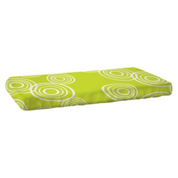 Nook Puddle-Lawn Fitted Crib Sheet