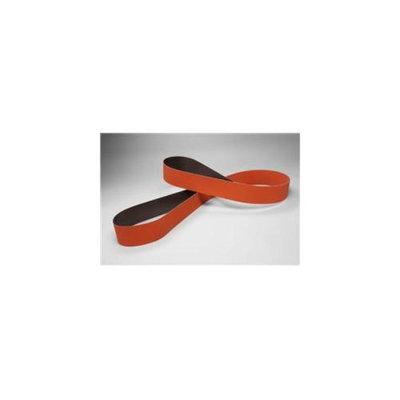 3M Abrasive 405-051144-80254 Cubitron 777F Coated Ceramic Sanding Belt, 50 Per Carton
