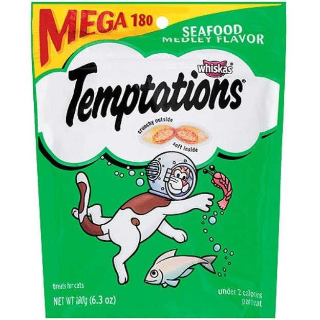 Whiskas Temptations  Cat Treats