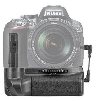 Neewer Multi Power DSLR Vertical Battery Grip Holder For Nikon D5100 Camera