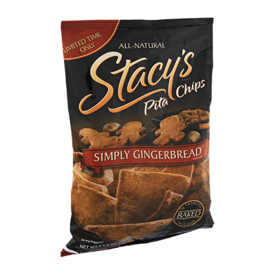 Stacy's® Simply Gingerbread Pita Chips