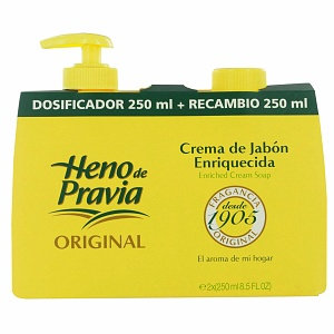 Heno De Pravia by Parfums Gal Gift Set For Women