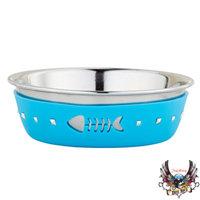 Bret Michaels Pets RockTM Studded Cat Bowl