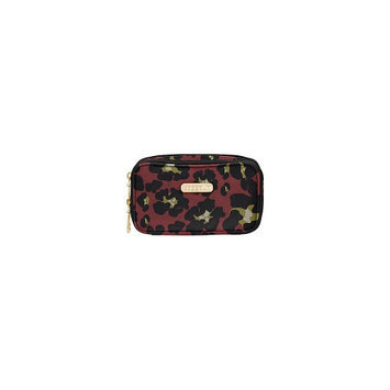 baggallini Vienna Case Scarlet Cheetah - baggallini Ladies Cosmetic Bags