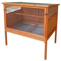 Advantek the Urban Coop Poultry Hutch (Discontinued by Manufacturer)