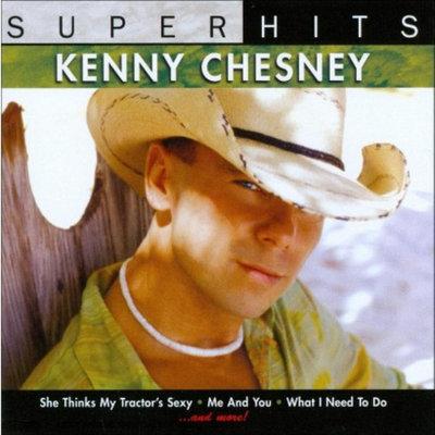 Sony Kenny Chesney ~ Super Hits (new)