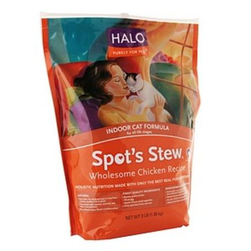 Halo, Purely For Pets Spot's Stew Indoor Cat