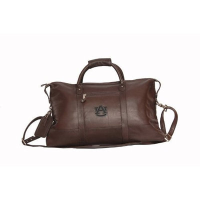 NCAA Embossed Leather Cabin Duffel - Falls Canyon