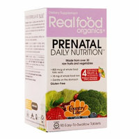 Country Life Realfood Organics Prenatal Multivitamin