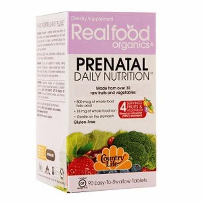 Country Life Realfood Organics Prenatal Multivitamin