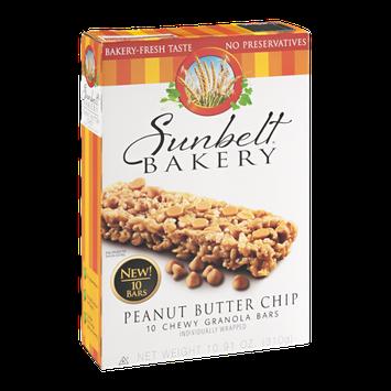 Sunbelt Bakery Granola Bars Peanut Butter Chip