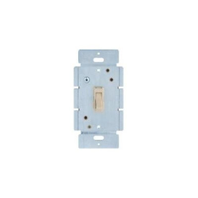 Preferred Industries 609504 Dimmer-Toggle, 3 Way, Ivory