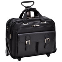 Siamod Ceresola Checkpoint - Friendly 17 Detachable - Wheeled Laptop Case