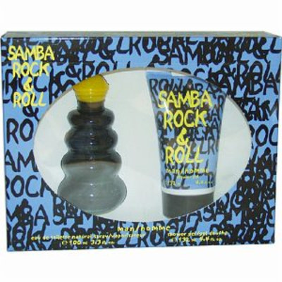 Samba Rock and Roll Gift Set for Men, 1 set