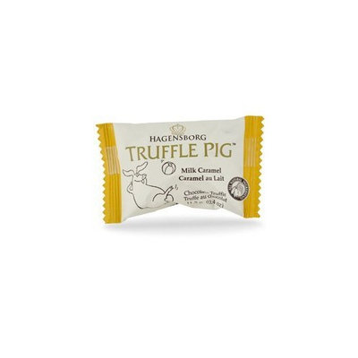Hagensborg Truffle Pig'lets Caramel-Singles