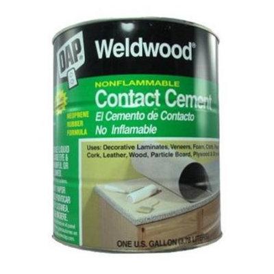 DAP 25336 Contact Cement, Non-flammable - 1 Gallon