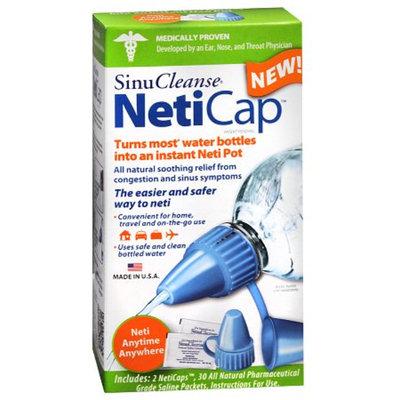 SinuCleanse NetiCap Set