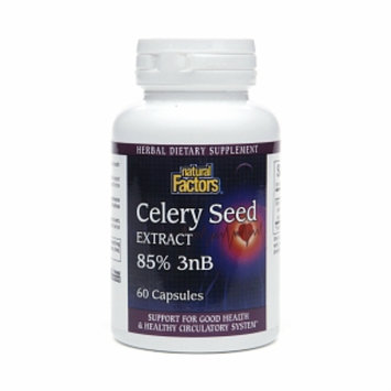 Natural Factors Celery Seed Extract