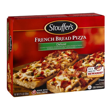 Stouffer's French Bread Pizza Deluxe - 2 CT