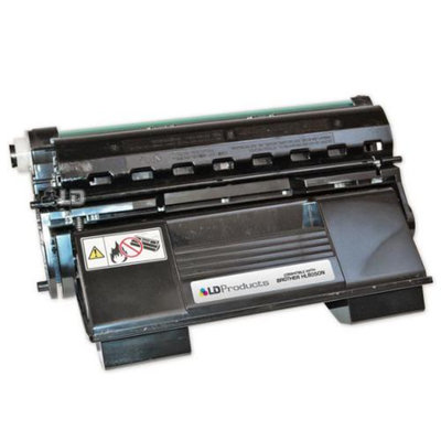 LD © Compatible Black Laser Toner Cartridge for Brother TN1700 for the HL-8050n