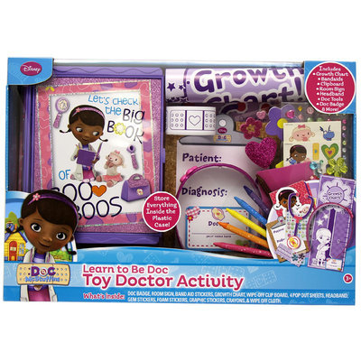 Toys 'r' Us Doc McStuffins Toy Doctor Activity