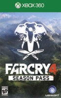 Ubisoft Far Cry 4 Season Pass for Xbox & Playstation