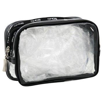Markwins Travel Bag, Clear, 1 bag